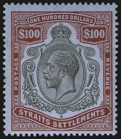 Bermuda 1918 King George V SG Fine Mint SG Scott 46 Other British Commonwealth Stamps here Old Stamps, Rare Stamps, Vintage Stamps, Sri Lanka, Straits Settlements, Crown Colony, Stamp Catalogue, King George, Abstract Art