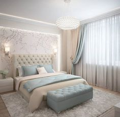 10 Of The Most Stylish Modern Bedroom İdeas Simple Bedroom Design, Luxury Bedroom Design, Bedroom Bed Design, Home Room Design, Room Ideas Bedroom, Home Decor Bedroom, Living Room Decor, Luxury Bedroom Furniture, Master Bedroom Interior
