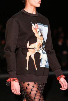 Givenchy close up