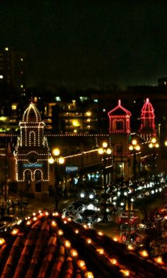 Kansas City Plaza <3 We live 5 minutes from here! :)