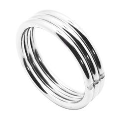 Stainless Steel Metal Penis Rings Cock Dick Goat Scrotum Ring Sex Toy For Men