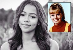 """Lost in Space: Netflix Remake Casts Falling Skies Alum as Judy Robinson """" Netflix's Lost in Space remake has locked in its first cast member, tapping Falling Skies actress Taylor Russell to play daughter Judy, TVLine has learned exclusively. Shows On Netflix, Movies And Tv Shows, Paranormal, Taylor Russell, Space Series, Falling Skies, Science Fiction Series, Canadian Actresses, Lost In Space"""