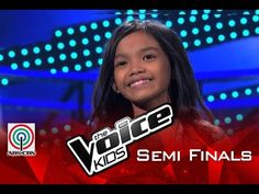 "The Voice Kids Philippines 2015 Semi Finals Performance: ""Flashlight"" by..."