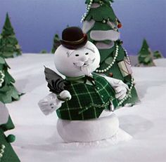 Rudolph the rednosed reindeer Christmas cartoon - was a favorite growing up