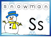 Lots of fun printable snowman pages.  Great for a snow day!