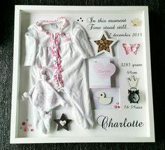 Geboortebord Charlotte ● Troetel.com