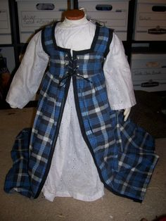 Toddler 100% cotton plaid over dress size 2T. $17.95, via Etsy. available in sizes 6M to 4T