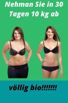 15 kg abnehmen ohne sport