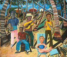 PINTORES LATINOAMERICANOS-JUAN CARLOS BOVERI: pintores puertorriqueños: ferrer rafael