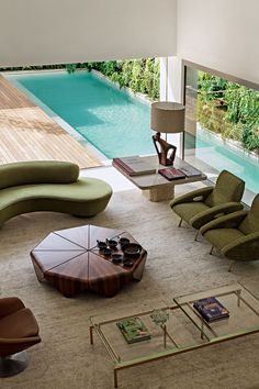Casa em São Paulo, projeto assinado por Arthur Casas para um casal amigo é, na verdade, o da reforma de uma casa dos anos 1970 de Ugo di Pace (Foto: Ricardo Labougle)