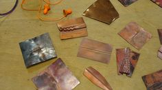 John Cogswell's Foldformed Samples by Nancy Lee Designs, via Flickr
