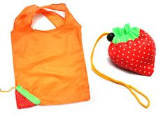 Strawberry Shopping Bag