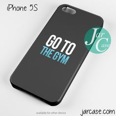 Go to the gym Phone case for iPhone 4/4s/5/5c/5s/6/6 plus