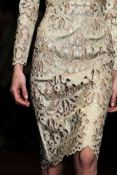 Sofiaz Choice (via London Fashion Week A/W '14) Erdem Fall 2014 RTW - Details
