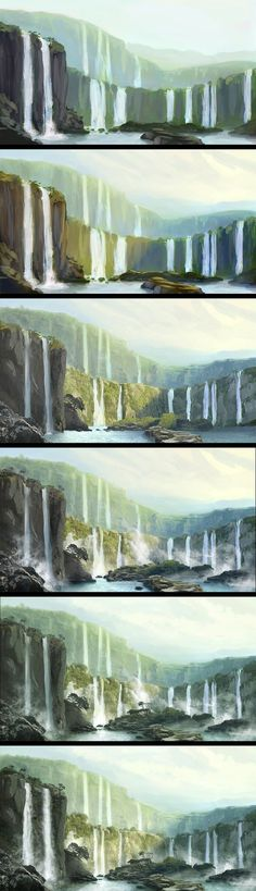 t_w_m walkthrough by ~pollux101 on deviantART #LandscapeDrawing