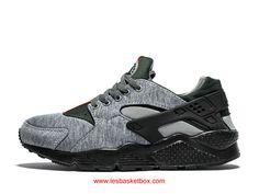 more photos 5cea4 8236e Acheter Vendre Originals Chaussures Nike Air Gucci Huarache (Gucci Urh)  Gris Coleur Pour Homme