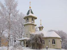 Pyhän Nikolaoksen Kirkko Imatra - photo credit: wikimedia commons