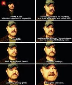 Why Bobby was the best character ever. Why does Supernatural get rid of the good characters and keep the ones you want to murder?