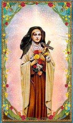 """St. Therese """"Little Flower"""""""