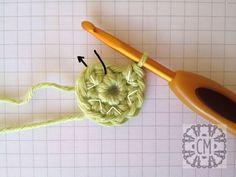 Perfect crochet circle - caramedus.com