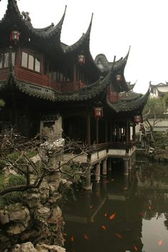 Shanghai - thanks to kylie kwong.. i love her show and i love the way she has portrayed Shangai.. got to go there..!!