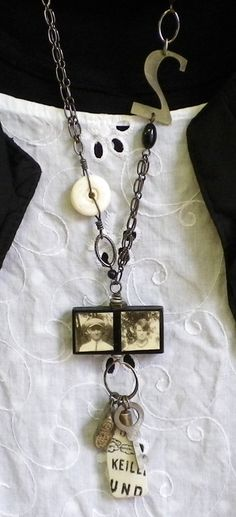 love this necklace! By Saints & Sinners