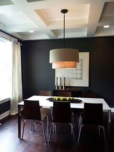 Bold modern dining room [ HGNJShoppingMall.com ] #modern #shop #deals