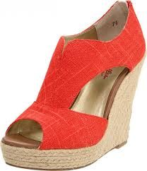 9f575f0fbd0 ORANGE SPICE... Espadrille Shoes