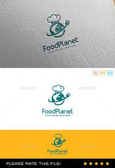 Food Planet Logo