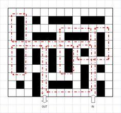 Maths Mazes — Maths Week 2012