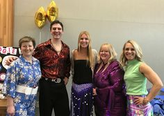 Who needs a little inspiration from the Auction Team on Solid Gold Clothing?  Visit NW Costume Shop on 6th Ave. to get your Auction attire.