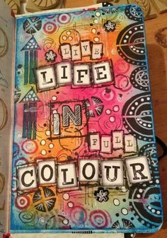 Live life in full color