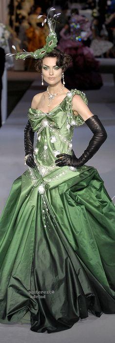 www.2locos.com Christian Dior Fall 2007 Couture