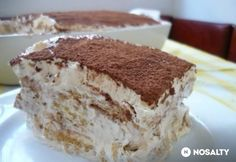 It has being such a long time since my last making of Tiramisu . This yummy dessert is often one of my choices while dinning in most wester. Eggless Recipes, My Recipes, Durian Recipe, Delicious Desserts, Yummy Food, Tiramisu Recipe, Singapore Food, Just Bake, Asian Cooking