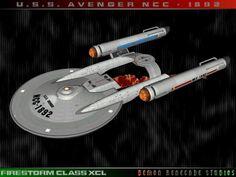 New Fed ship ideas : Ideas and Feature Requests - Star Trek Armada II: Fleet Operations Star Trek Armada, Star Trek 1, Star Trek Ships, Starfleet Ships, United Federation Of Planets, Star Trek Images, Sci Fi Models, Star Trek Starships, Star Track