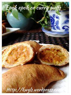 Epok Epok Curry Puffs