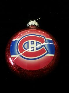 b4e9a8a7f Montreal Canadiens HABS inspired Christmas by SellingThistoBuyThat