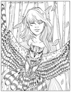 Working on an adult colouring book since many of you have requested Thank you and love you guys! Original art is up for sale at my Shop Find me here :IN. Adult Coloring Book Pages, Printable Adult Coloring Pages, Cute Coloring Pages, Disney Coloring Pages, Coloring Pages To Print, Coloring Books, Painting Templates, Mermaid Coloring, Pokemon