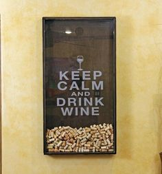 """Kitchen decor - do with """"Beer"""" and bottle caps??"""