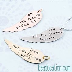Free DIY ideas @ Beaducation.com - What have you been making with your wing blanks? Share with us using #beaducation