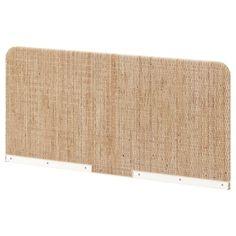DELAKTIG Headboard - rattan - IKEA