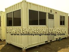 Bombay Engineering Concern Manufacturer, Supplier and Exporter Portable Office in West Bengal...Read more..www.bombayengineering.com