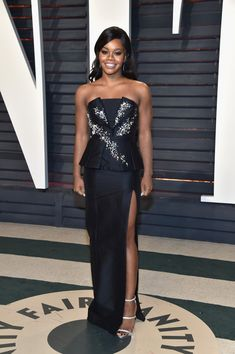 Gabrielle Douglas - Every Look from the 2017 Oscars After-Parties You Can't Miss - Photos
