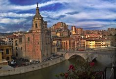 Read our guide to the top 20 must-visit attractions in the Basque city of Bilbao, Spain.