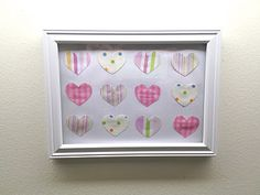 simple DIY Valentine's Day home decor