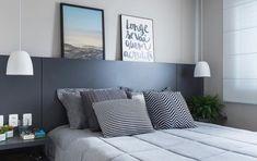 10 modi per arredare una camera da letto piccola. New Homes, Bedroom, Arch, Interiors, Furniture, Home Decor, Bedroom Decor, Houses, Modern