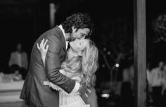 Luke Janklow and Xela Mandel's wedding