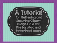 Teaching with Hope: Gettin techy with it! A tutorial for securing clipart for your TPT products. Teachers Toolbox, Teacher Pay Teachers, Teacher Sites, Teacher Resources, How To Become, How To Get, How To Plan, 21st Century Classroom, Classroom Organization