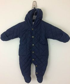 9a81ddf20 Ralph Lauren Baby Boy Barn Quilted Snowsuit Bunting Size 6M #fashion  #clothing #shoes #accessories #babytoddlerclothing #girlsclothingnewborn5t  (ebay link)