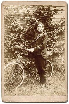 Soldiers of the Queen - Volunteer Rifleman Cyclist